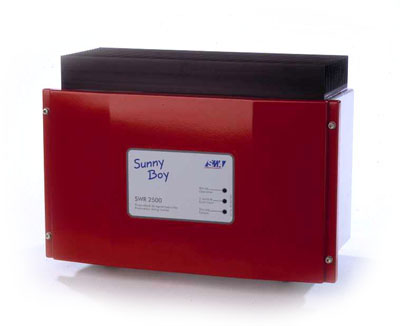 sunny boy inverter how to read